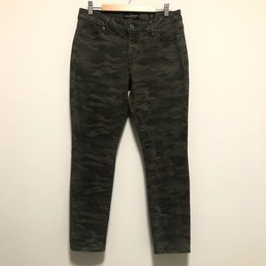 NWOT Lucky Brand Lolita Camo Jeans
